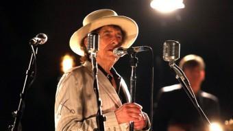 Bob Dylan va dividir l'actuació de Pedralbes en dues parts d'una hora cadascuna Foto:MARTÍ E. BERENGUER