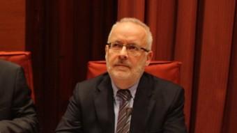 El president de la CCMA, Brauli Duart. Foto:ACN