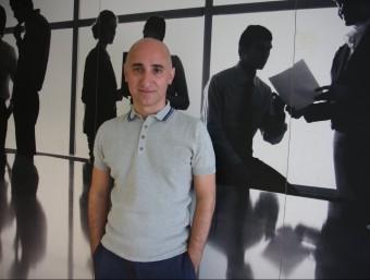 César Castillo és el director de l'ICIL des de----  Foto:FRANCESC MUÑOZ