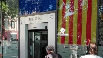 La seu d'UDC a Barcelona Foto:EUROPA PRESS