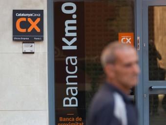 El sector financer espera més fusions  Foto:ARXIU/ JOSÉ CARLOS LEÓN
