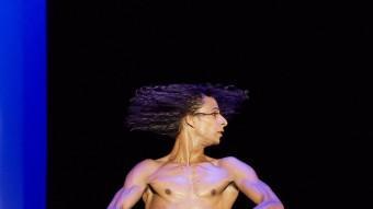 Óscar Chacón, a 'Set danses gregues' Foto:TOTO FERRER