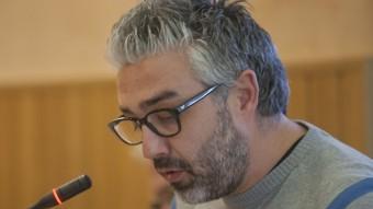 Juanma Ramon, regidor de Compromís per Paterna. Foto:EL PUNT AVUI
