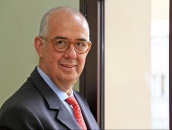 Emiliano González és director general de MSC Cruceros, la filial espanyola del grup italià.  Foto:JUANMA RAMOS