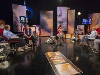 El col·loqui de 'Historia de nuestro cine' de La 2. Foto:TVE