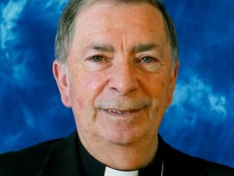 El nou bisbe de Lleida, Salvador Giménez Valls Foto:BISBAT DE MENORCA