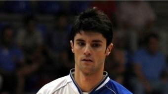 El jugador banyerenc José Revert. Foto:B. SILVESTRE