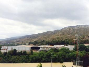 Abelan Catalana es troba a l'altra riba del Francolí respecte a Picamoixons Foto:EVA TORNÉ / EPN