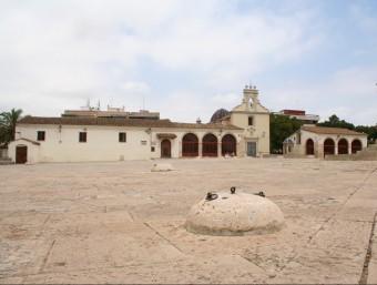 Plaça del Sitges de Burjassot. Foto:ESCORCOLL