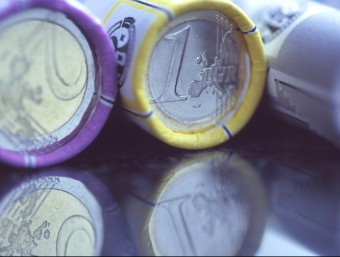 Monedes d'euro Foto:ACN