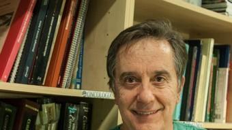 Jordi Cairó , veterinari de Canis a Girona. Foto:EL PUNT AVUI