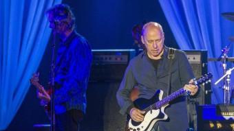 El guitarrista escocès Mark Knopfler va alternar repertori en solitari amb el dels anys amb Dire Straits Foto:FSP