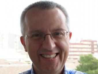 Josep Maria Forné, cap de llista de Junts pel Sí.