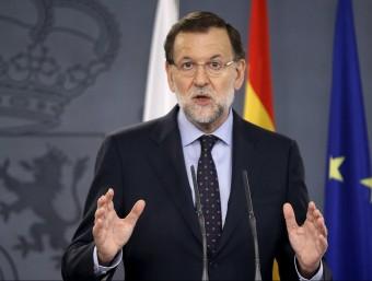 El president del Govern espanyol, Mariano Rajoy Foto:REUTERS