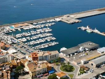 Imatge del port. Foto:EL PUNT AVUI