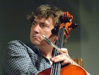 Vincent Courtois actuarà en la 27a edició del festival Jazzèbre Foto:ARXIU