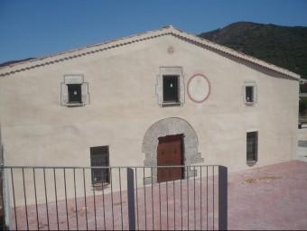 La masia de Can Llaurador de Teià serà la nova seu de l'arxiu històric municipal. Foto:LLUÍS ARCAL