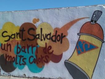 Els graffitis seran un dels protagonistes Foto:CEDIDA