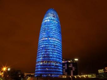 Emin Capital va adquirir la Torre Agbar per convertir-la en un hotel de cinc estrelles Foto:J.R