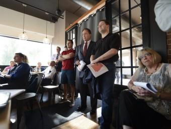 Una de les conferències organitzades pel grup Americans per la Prosperitat a Anchorage (Alaska), dels germans Koch Foto:MARK MEYER / REUTERS