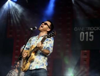 Sanjosex obrirà els concerts 'd'estar per casa' que el festival d'Olot ha programat pel dissabte 5 de març Foto:QUIM PUIG