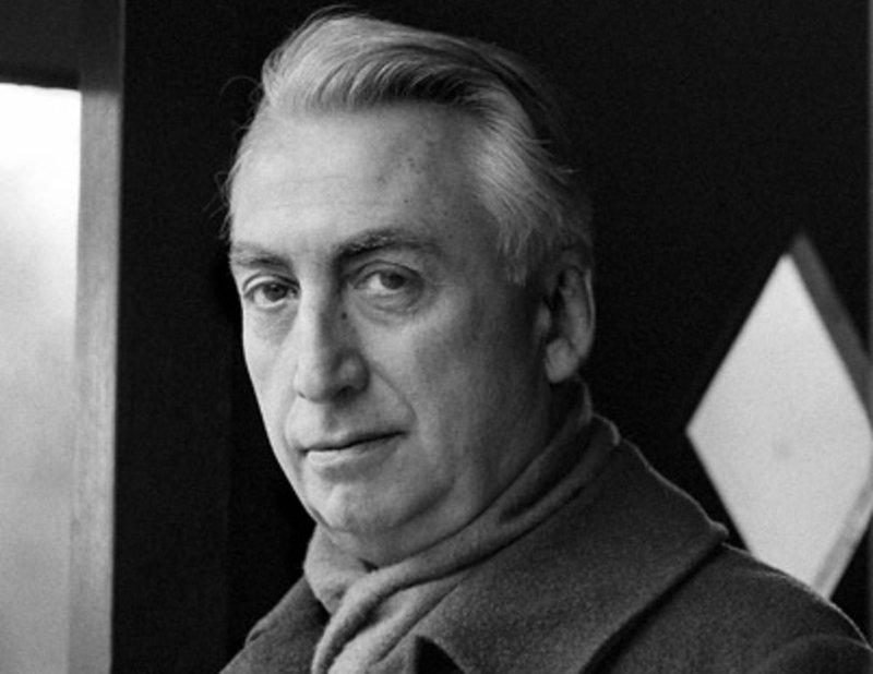 Imatge de Roland Barthes, de qui es commemora el centenari del naixement.