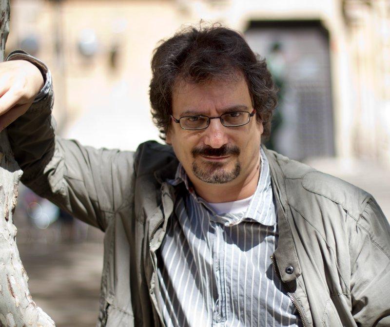 Imatge d'Albert Sánchez Piñol.