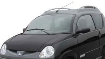 Una imatge promocional del vehicle robat Foto:EL PUNT AVUI