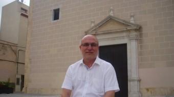 L'alcalde de la Canonja, Roc Muñoz. Foto:JOSEP CARTANYÀ