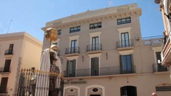 S'han obert uns apartaments al costat el Museu Dalí de Figueres Foto:joan sabater