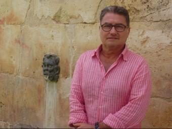 L'alcalde de Roda de Berà, Pere Virgili. Foto:INFOCAMP