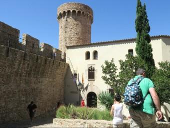 L'exterior del museu, habilitat a l'antic palau del governador, del segle XV. Foto:JOAN CASTRO -ICONNA