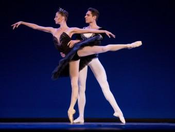 Un assaig de l'espectacle, ahir al Liceu Foto:ALBERT SALAMÉ