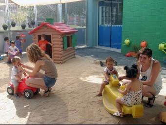 Les escoles bressol municipals també es preveu que congelin taxes i s'articulin bonificacions per a les famílies Foto:H.S. / PAERIA