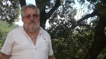 Jordi Rull , és el nou alcalde d'Òrrius per ERC. Aquesta formació és la primera vegada que assoleix l'alcaldia d'aquest municipi, el més petit del Maresme. Foto:LL.A LLUÍS ARCAL