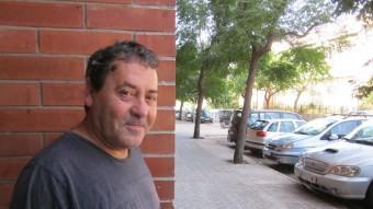 El president de la Federació d'Associacions Veïnals de Mataró, Juan Sánchez Foto:LL.M LL.M