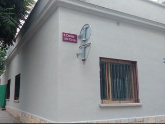 Les instal·lacions que acolliran un nou centre ocupacional es troben encara en obres Foto:ISABEL MARTÍNEZ