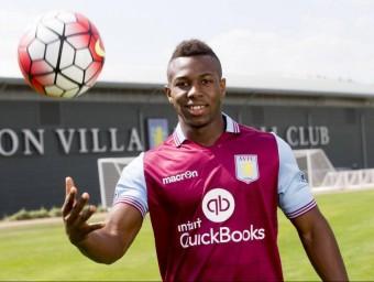 Adama Traore ha marxat a l'Aston Villa Foto:L'ESPORTIU