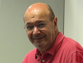 Gallego, en una imatge d'arxiu a la seu de CCOO Foto:QUIM PUIG