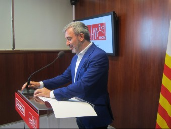 Jaume Collboni Foto:EP
