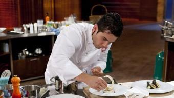 Les bateries de cuina que fan servir al concurs de cuina són totes fabricades per Miguel Pujadas. Foto:EL PUNT AVUI