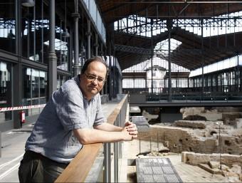 Quim Torra, nou president d'Òmnium Foto:ORIOL DURAN