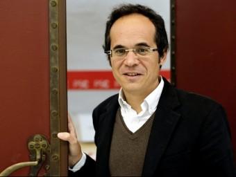 Francesc Vallès, diputat del PSC al Congrés Foto:ANDREU PUIG