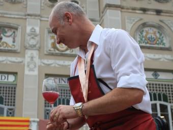 En l'edició de l'any passat es va celebrar la verema. Foto:LLUÍS SERRAT