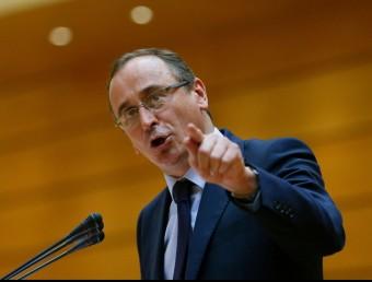 El ministre de Sanitat, Alfonso Alonso. Foto:AGÈNCIES
