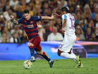 Leo Messi Foto:EFE/AFP/REUTERS