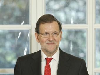 El president espanyol, Mariano Rajoy Foto:EP