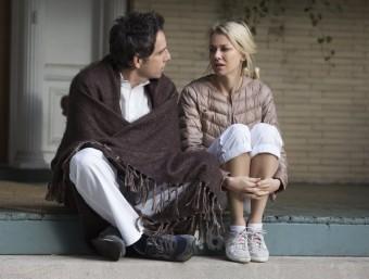 Ben Stiller i Naomi Watts , dos 'madurs' en aquest film Foto:VÉRTIGO