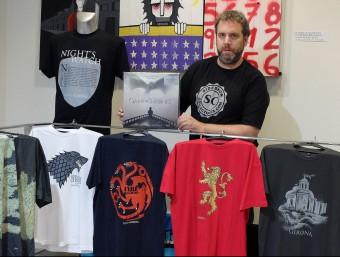 Plans amb les samarretes. Foto:LLUÍS SERRAT