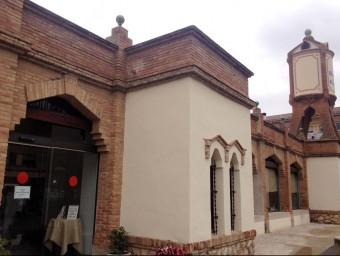 El Celler modernista de Montblanc està considerat com una de les 'Catedrals del Vi' Foto:EPN